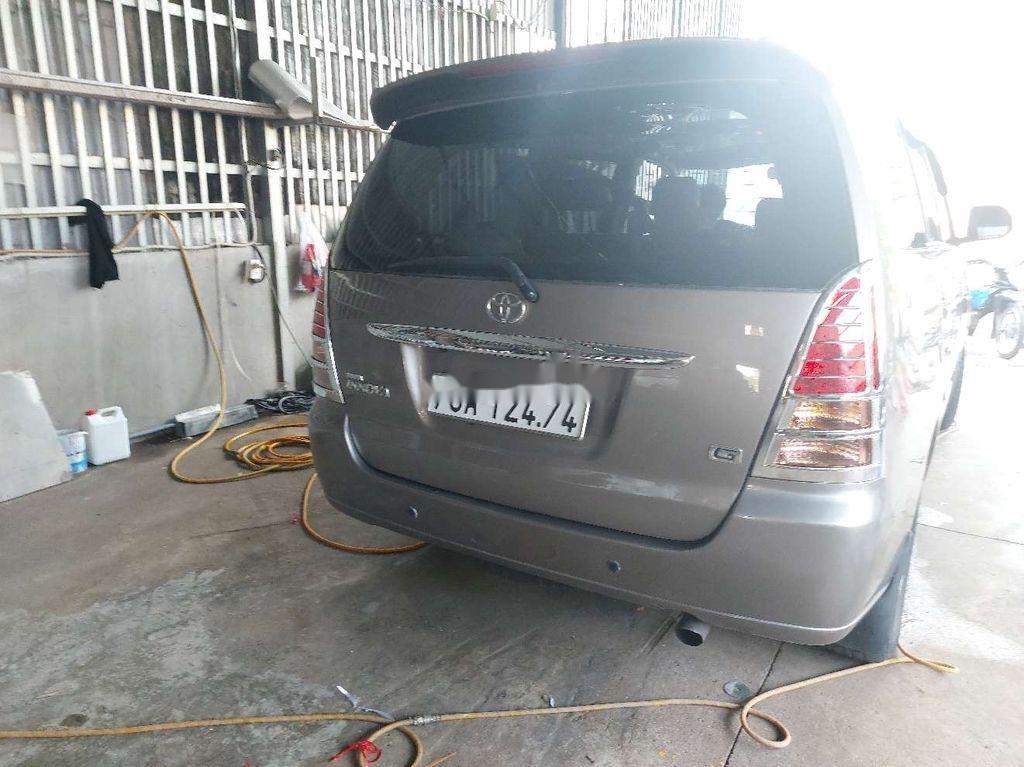 Cần bán lại xe Toyota Innova sản xuất 2006, màu xám còn mới (3)