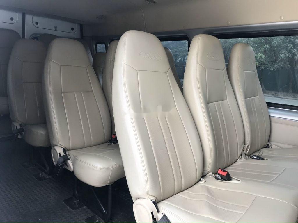 Bán Ford Transit năm 2017, màu bạc  (12)