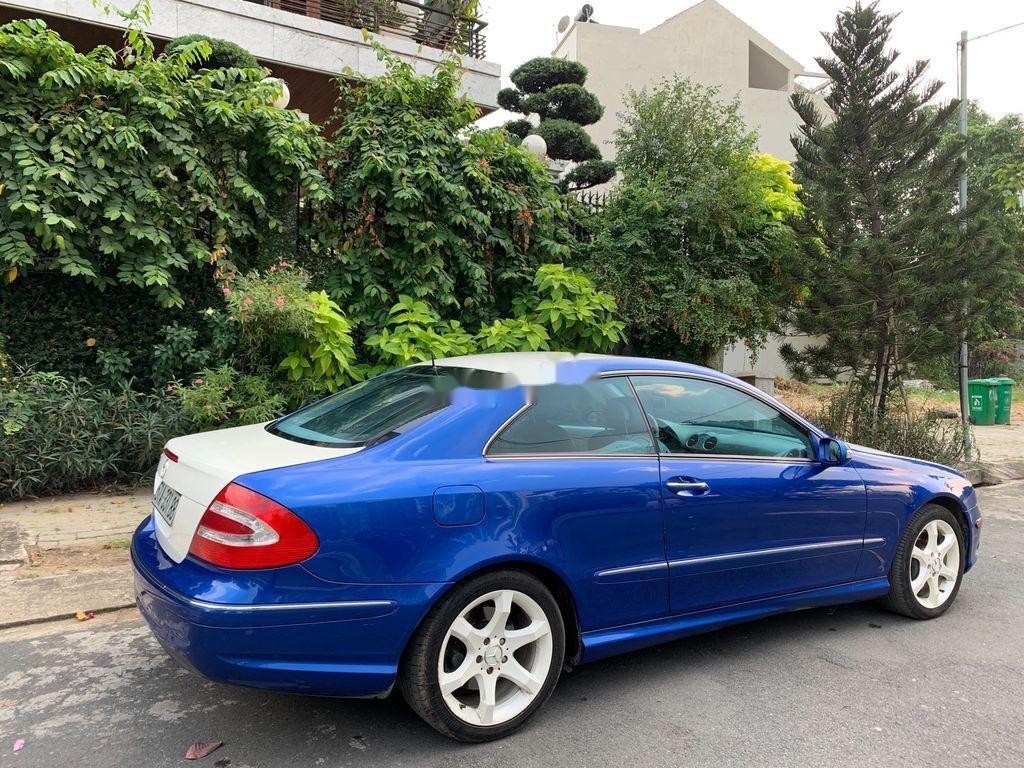Cần bán Mercedes CLK class năm 2004, hai màu, nhập khẩu nguyên chiếc còn mới (12)