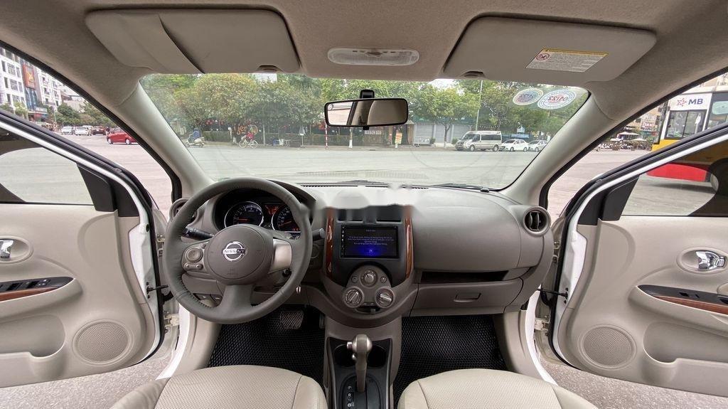 Bán xe Nissan Sunny đời 2017, màu trắng chính chủ, giá tốt (11)