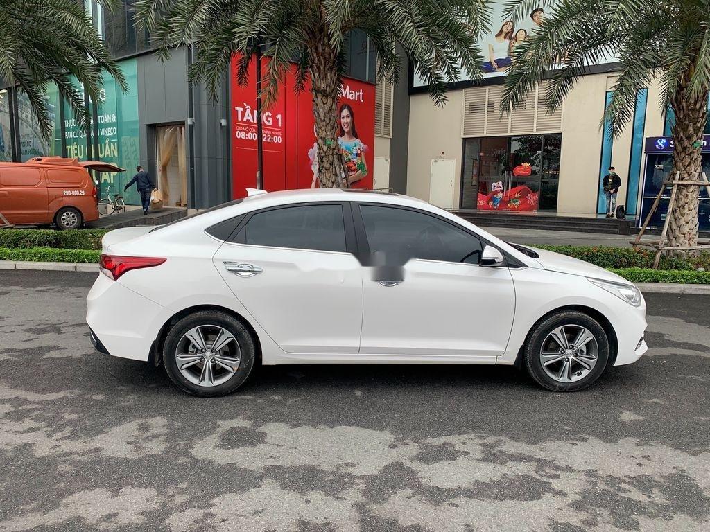 Bán Hyundai Accent ATH 2020, màu trắng, giá 555tr (5)