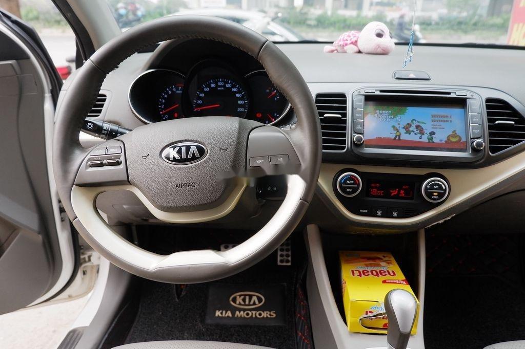 Cần bán xe Kia Morning Si AT đời 2018, màu trắng  (3)