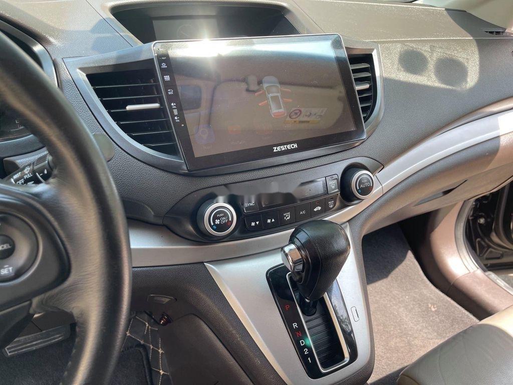 Bán xe Honda CR V sản xuất năm 2014, màu đen  (11)