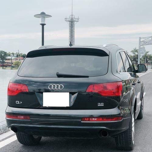 Bán ô tô Audi Q7 2008, màu xám, xe nhập còn mới (6)