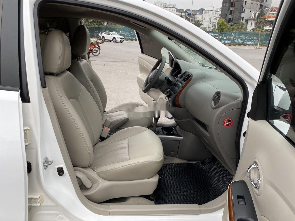 Bán xe Nissan Sunny đời 2017, màu trắng chính chủ, giá tốt (9)