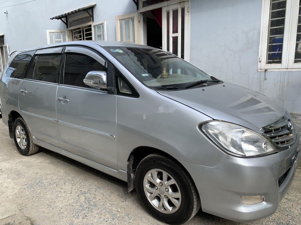 Cần bán lại xe Toyota Innova sản xuất 2007 còn mới (1)