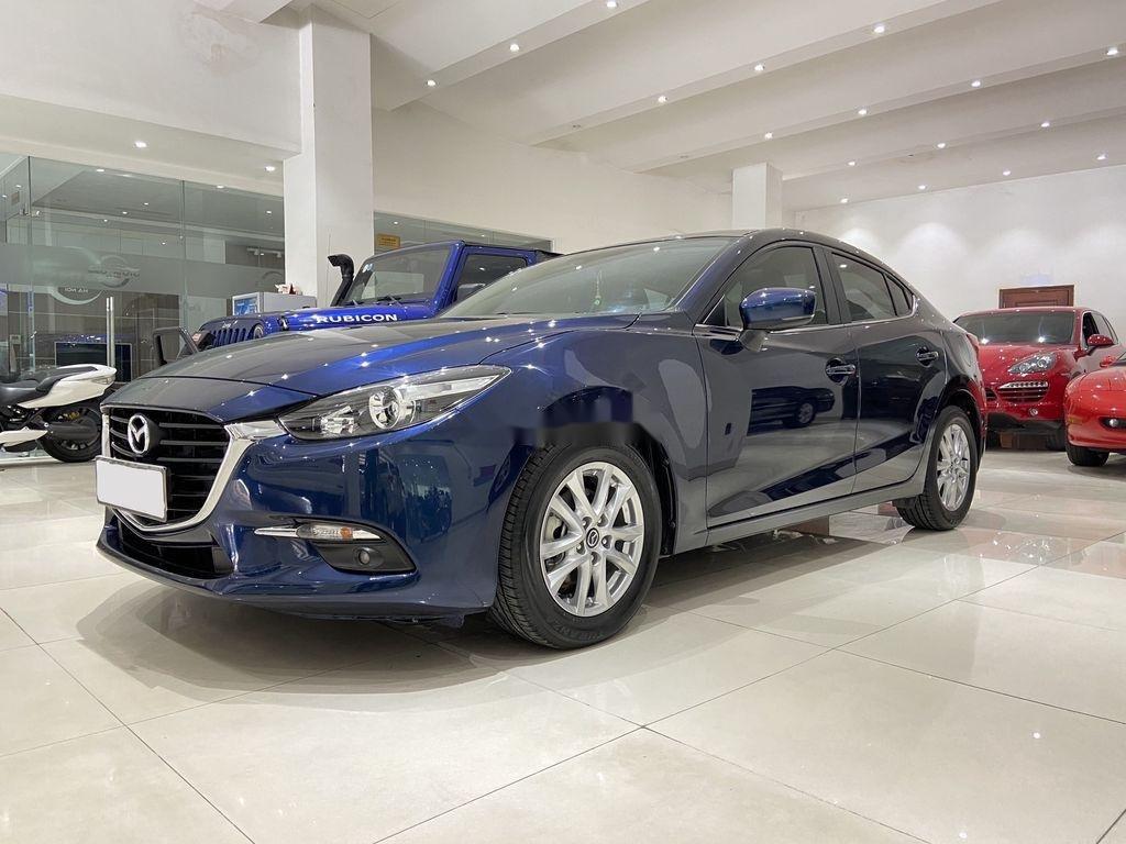 Bán Mazda 3 2019, màu xanh lam chính chủ, giá tốt (5)