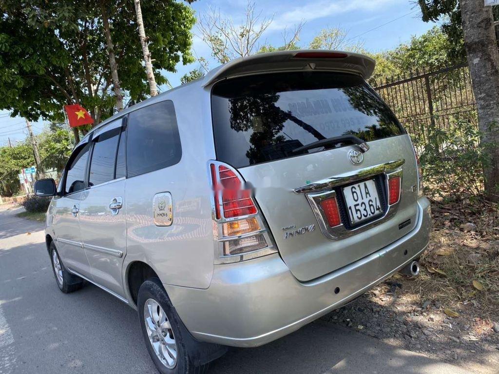 Bán Toyota Innova năm sản xuất 2008, màu bạc  (4)