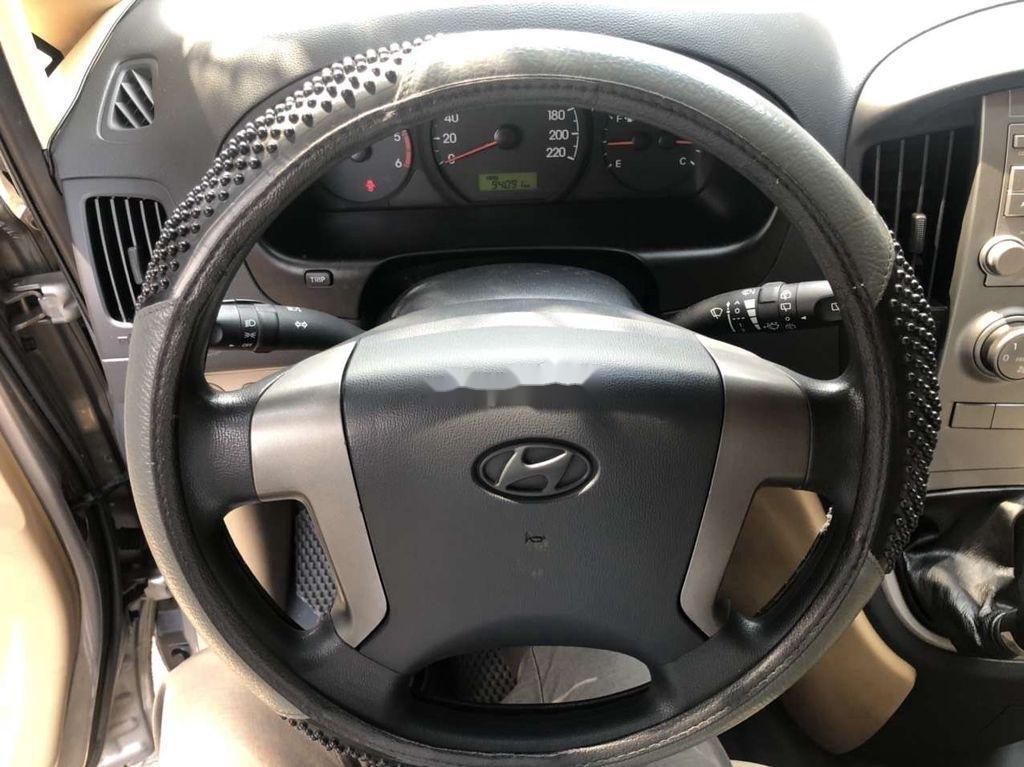Bán Hyundai Grand Starex đời 2015, màu bạc, xe nhập (10)