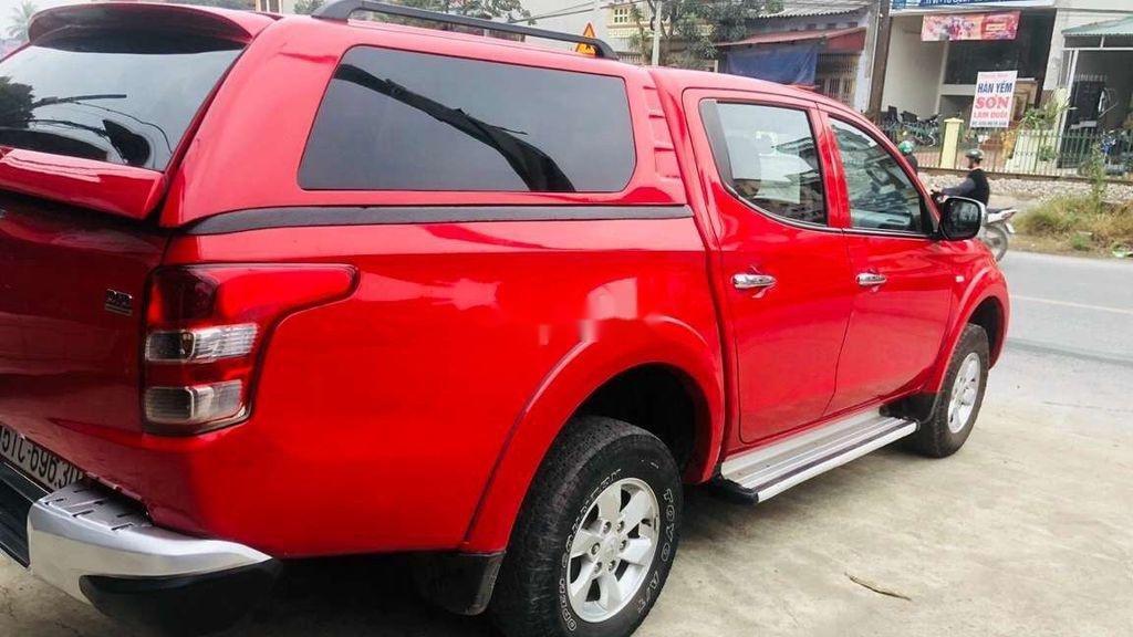 Bán Mitsubishi Triton sản xuất 2015, nhập khẩu nguyên chiếc còn mới, giá chỉ 375 triệu (5)