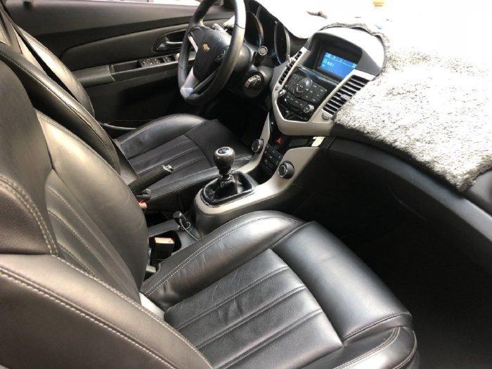 Bán ô tô Chevrolet Cruze đời 2018, màu xám, 368 triệu (2)