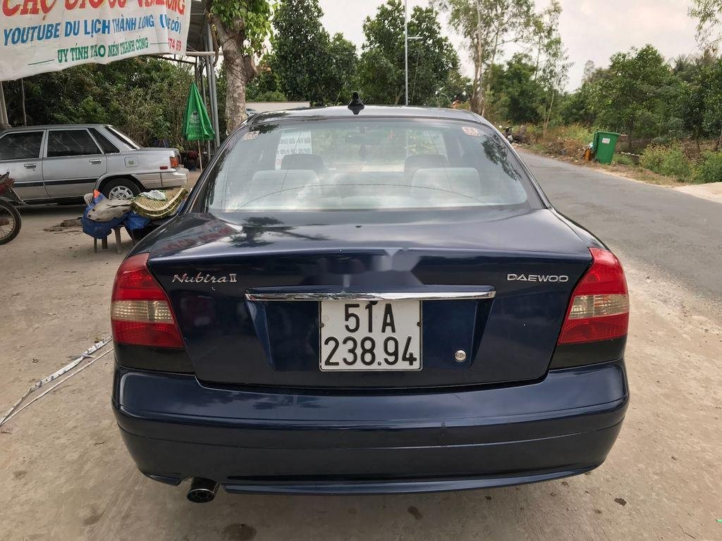 Bán ô tô Daewoo Nubira sản xuất 2001, nhập khẩu còn mới (3)