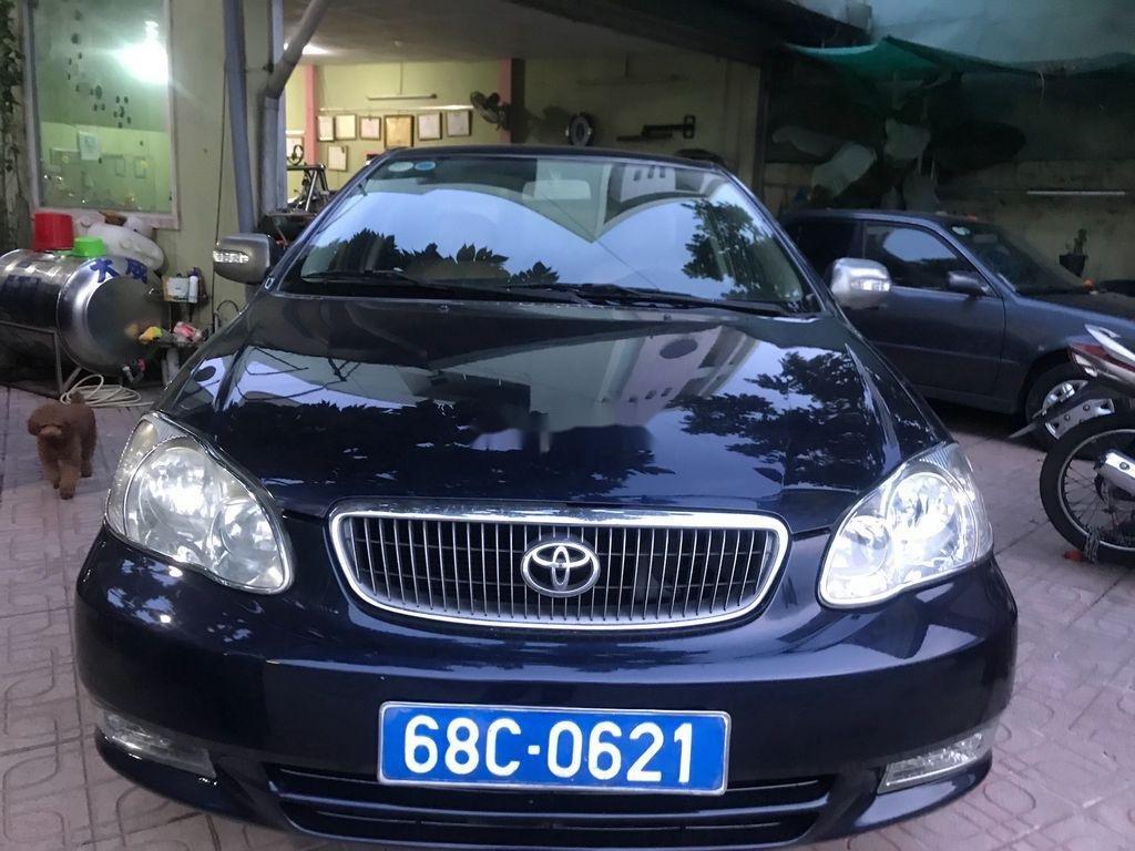 Bán Toyota Corolla Altis sản xuất 2002 còn mới (4)