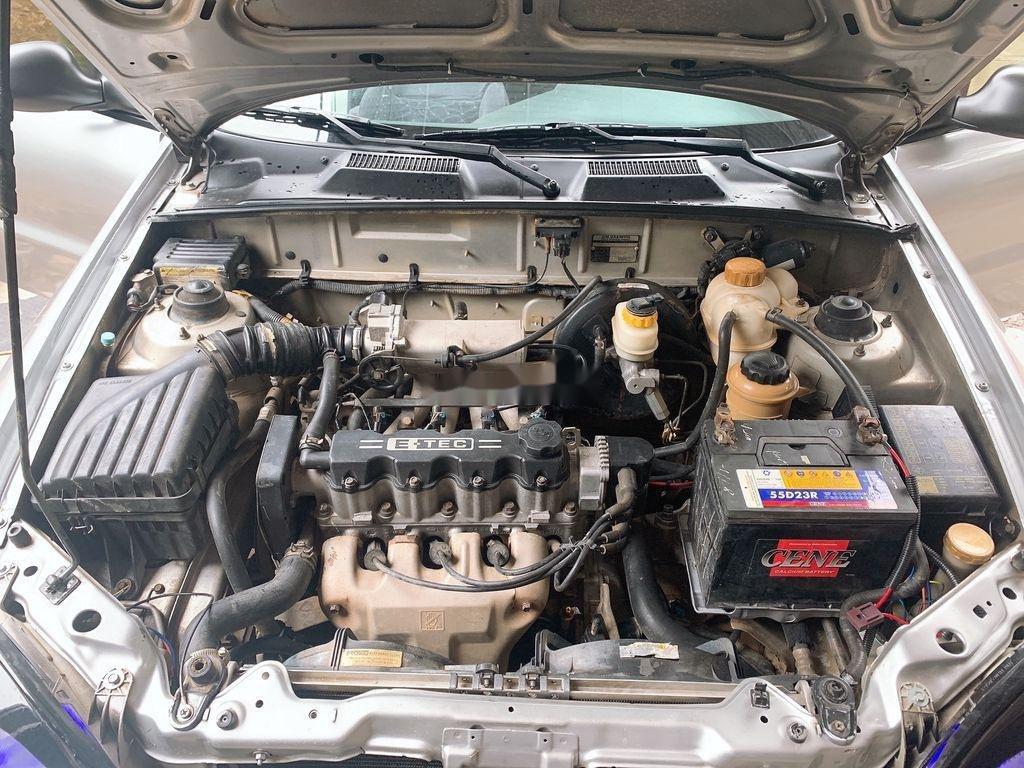Bán Daewoo Lanos sản xuất 2003, màu bạc còn mới (3)