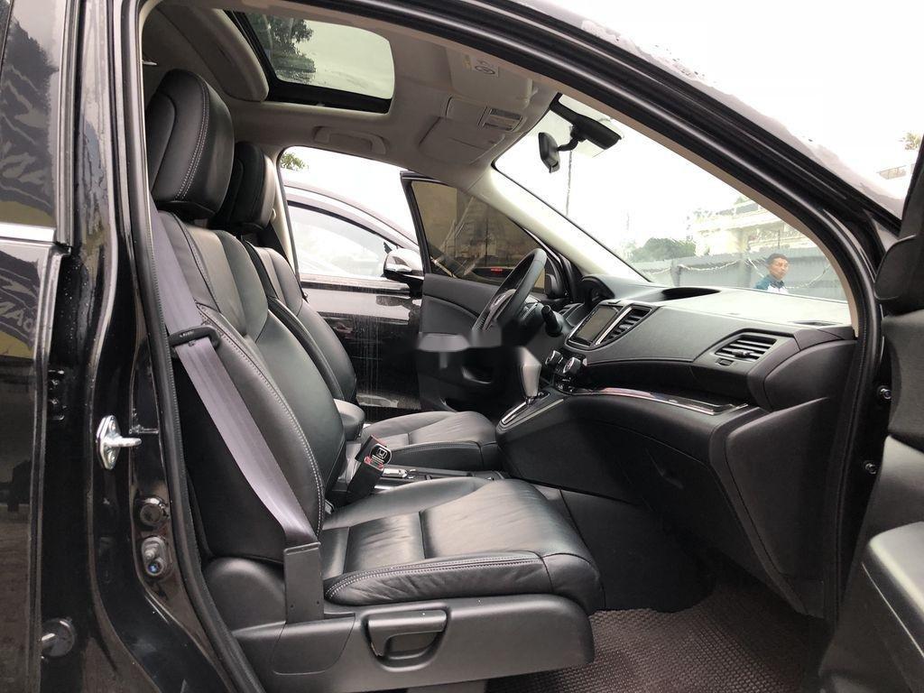 Cần bán xe Honda CR V 2.4 AT sản xuất năm 2017, màu đen, giá tốt (10)