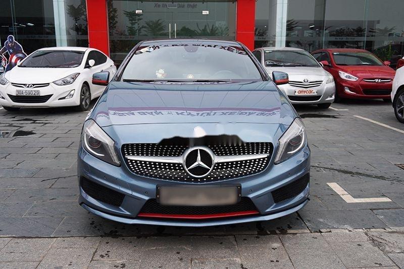 Bán ô tô Mercedes A250 sản xuất 2013, nhập khẩu nguyên chiếc (1)