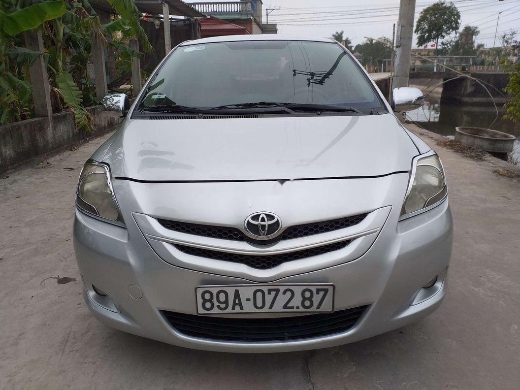 Cần bán gấp Toyota Vios sản xuất 2009, giá thấp (1)