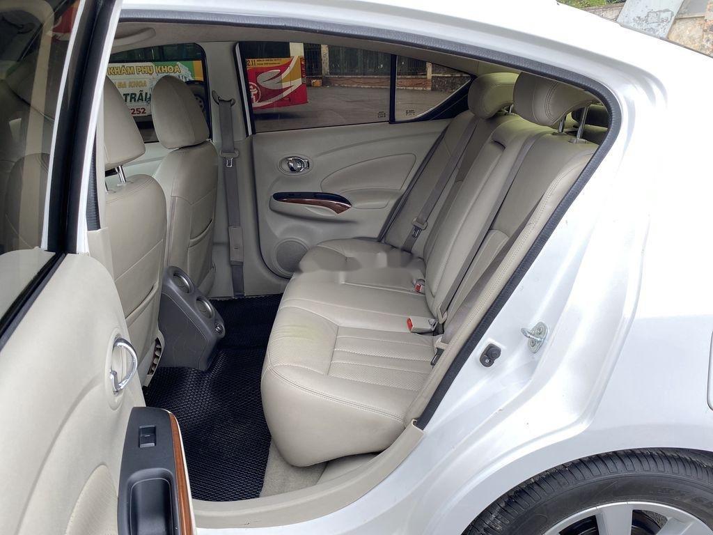 Bán xe Nissan Sunny đời 2017, màu trắng chính chủ, giá tốt (7)