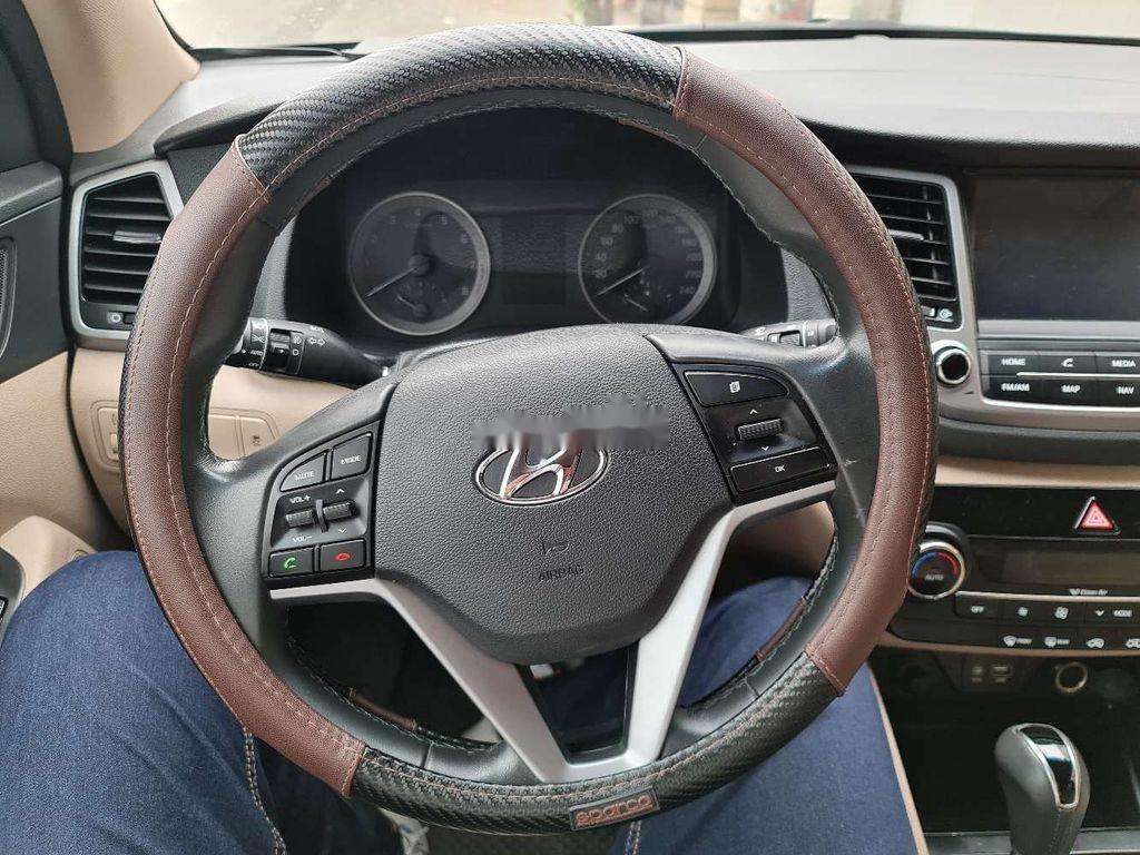 Bán Hyundai Tucson năm sản xuất 2018, màu trắng, nhập khẩu, 736tr (5)