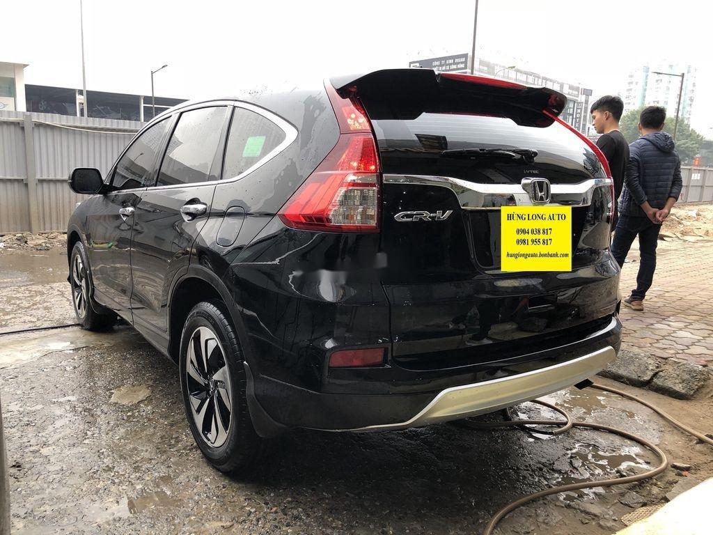Cần bán xe Honda CR V 2.4 AT sản xuất năm 2017, màu đen, giá tốt (5)