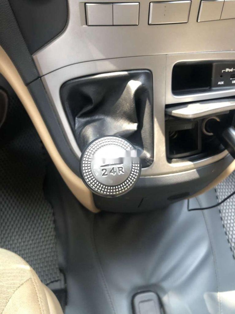Bán Hyundai Grand Starex đời 2015, màu bạc, xe nhập (11)