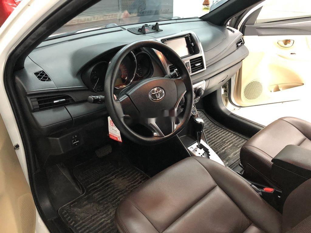 Bán Toyota Yaris sản xuất năm 2017, màu trắng, giá chỉ 525 triệu (3)