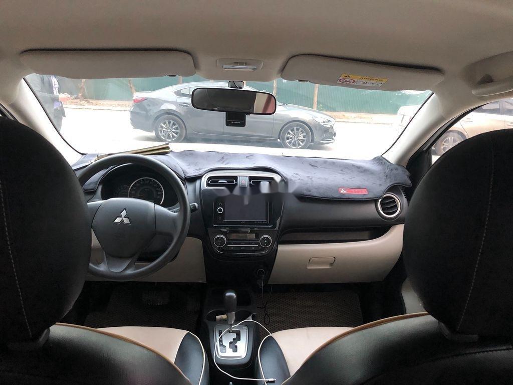 Bán Mitsubishi Mirage năm 2014, màu trắng, xe nhập  (10)