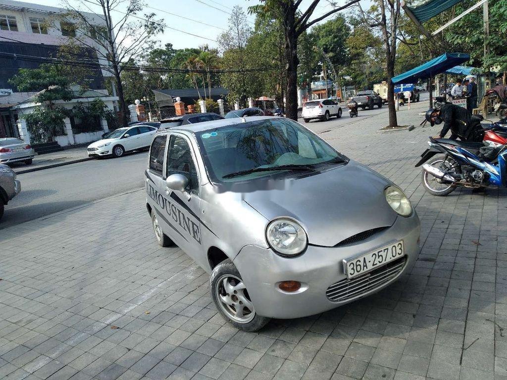 Xe Chery QQ3 năm 2003, giá tốt, xe chính chủ (2)