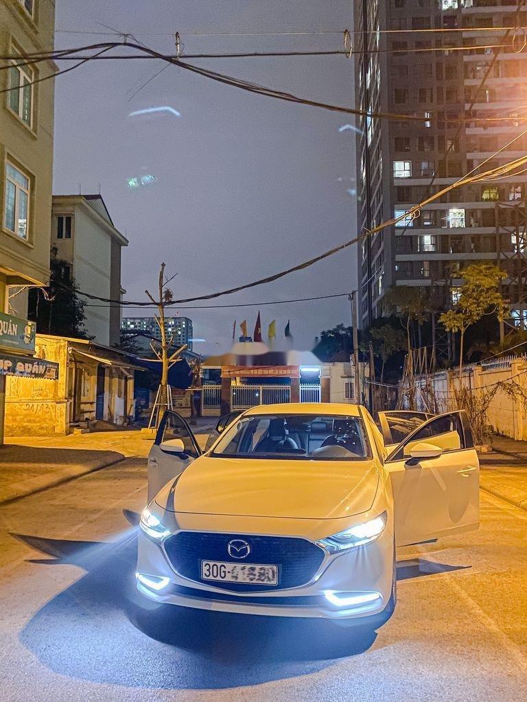 Cần bán lại xe Mazda 3 năm sản xuất 2020, nhập khẩu còn mới (1)