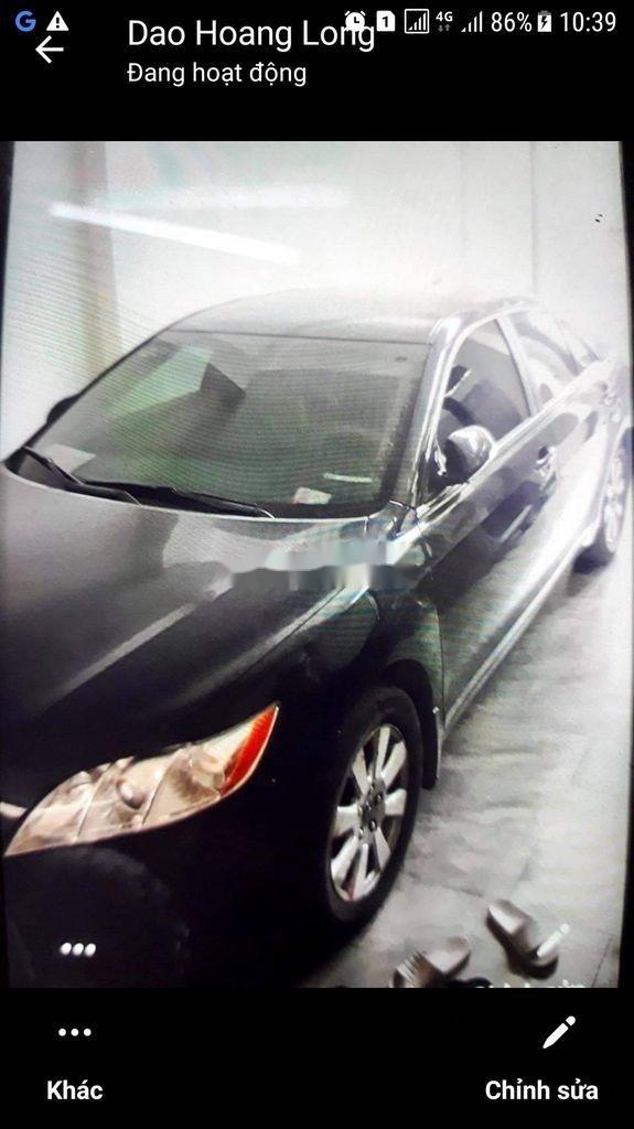 Cần bán lại xe Toyota Camry sản xuất năm 2008, nhập khẩu còn mới (1)