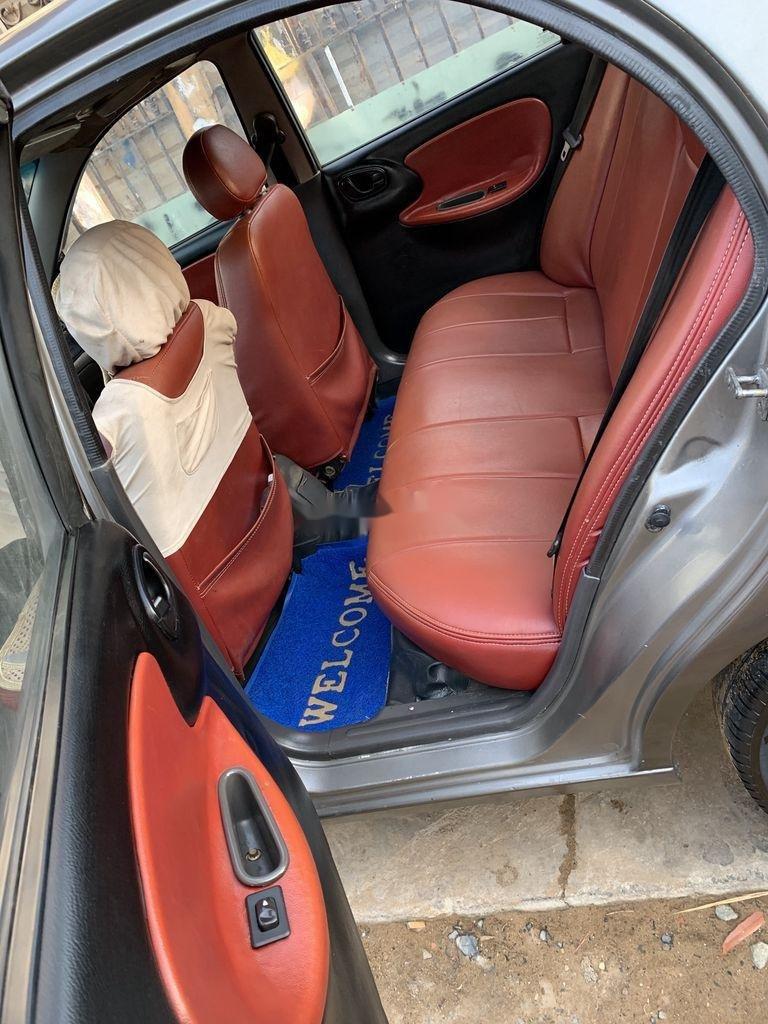 Bán Daewoo Lanos 2002, màu xám, xe nhập chính chủ, giá chỉ 67 triệu (9)