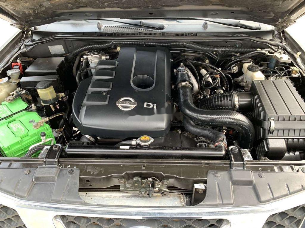 Bán Nissan Navara năm sản xuất 2013, màu xám, nhập khẩu  (11)