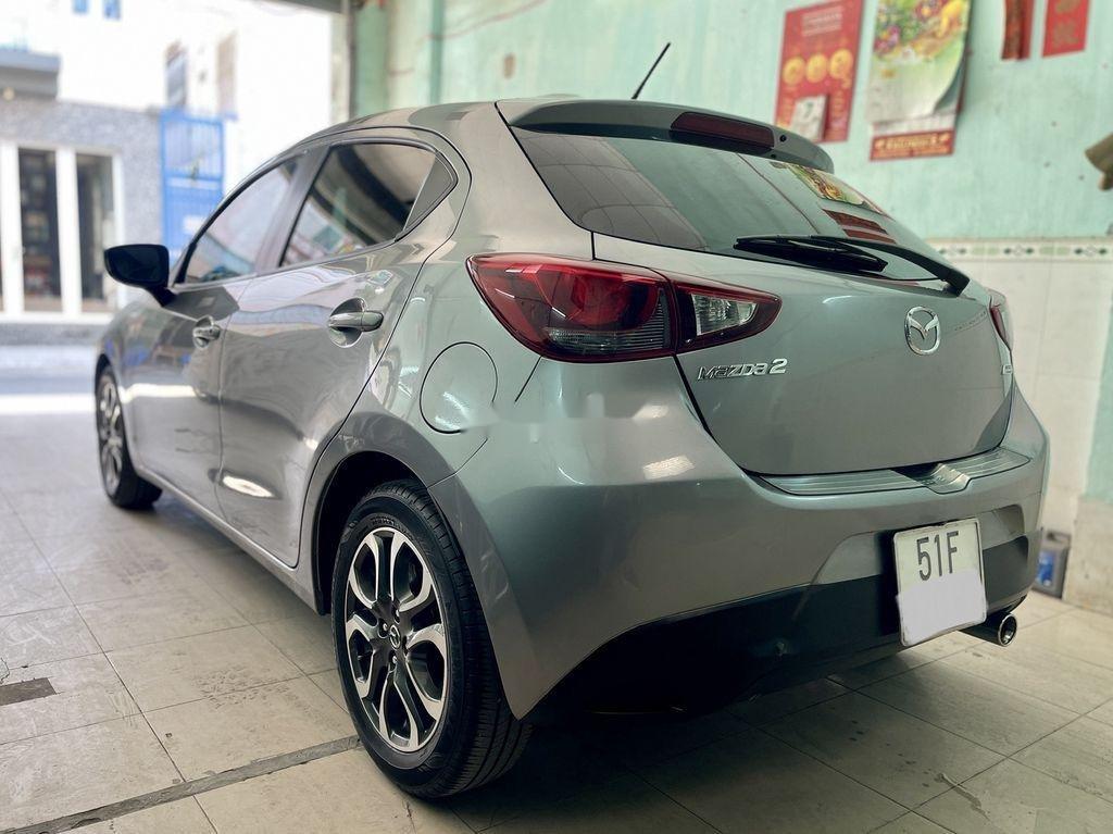 Bán Mazda 2 năm sản xuất 2016, màu xám chính chủ  (10)
