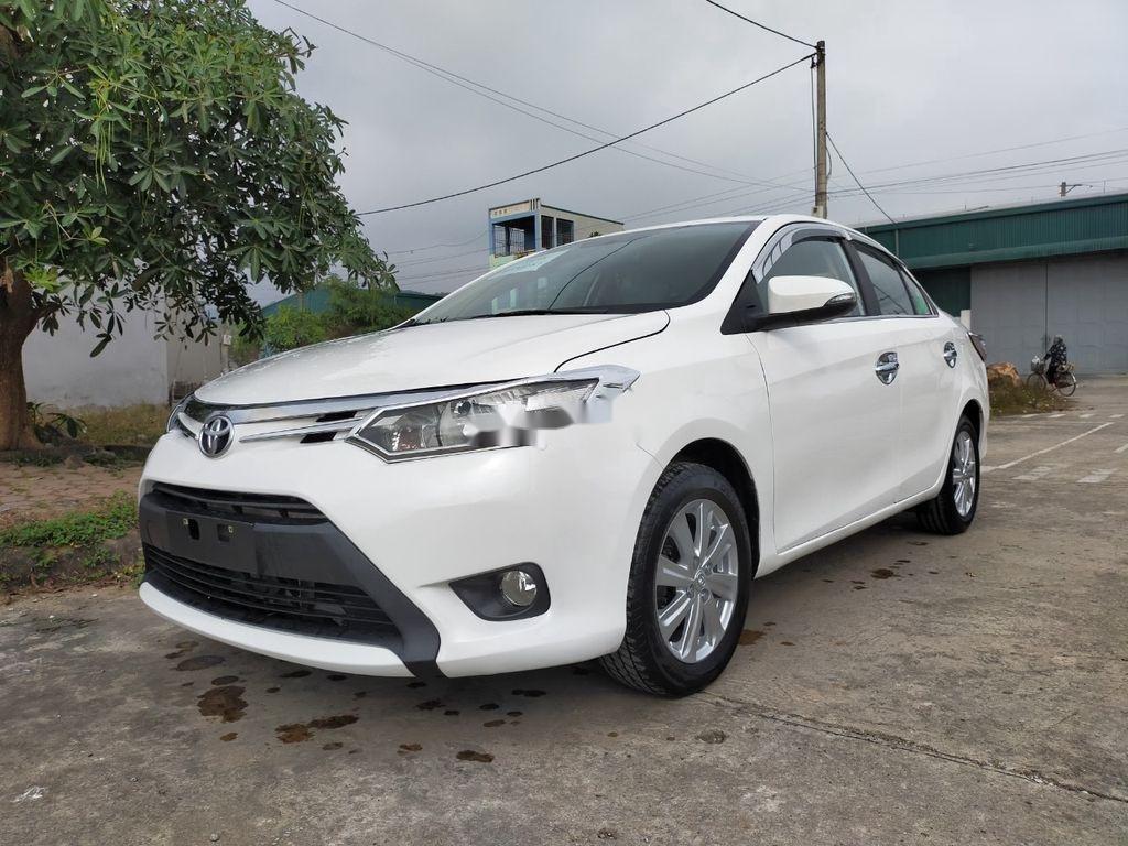 Xe Toyota Vios năm 2015 còn mới, 319tr (1)