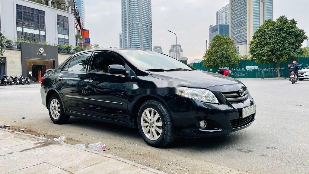 Bán Toyota Corolla Altis 1.8AT năm sản xuất 2009, nhập khẩu nguyên chiếc, giá chỉ 385 triệu (2)