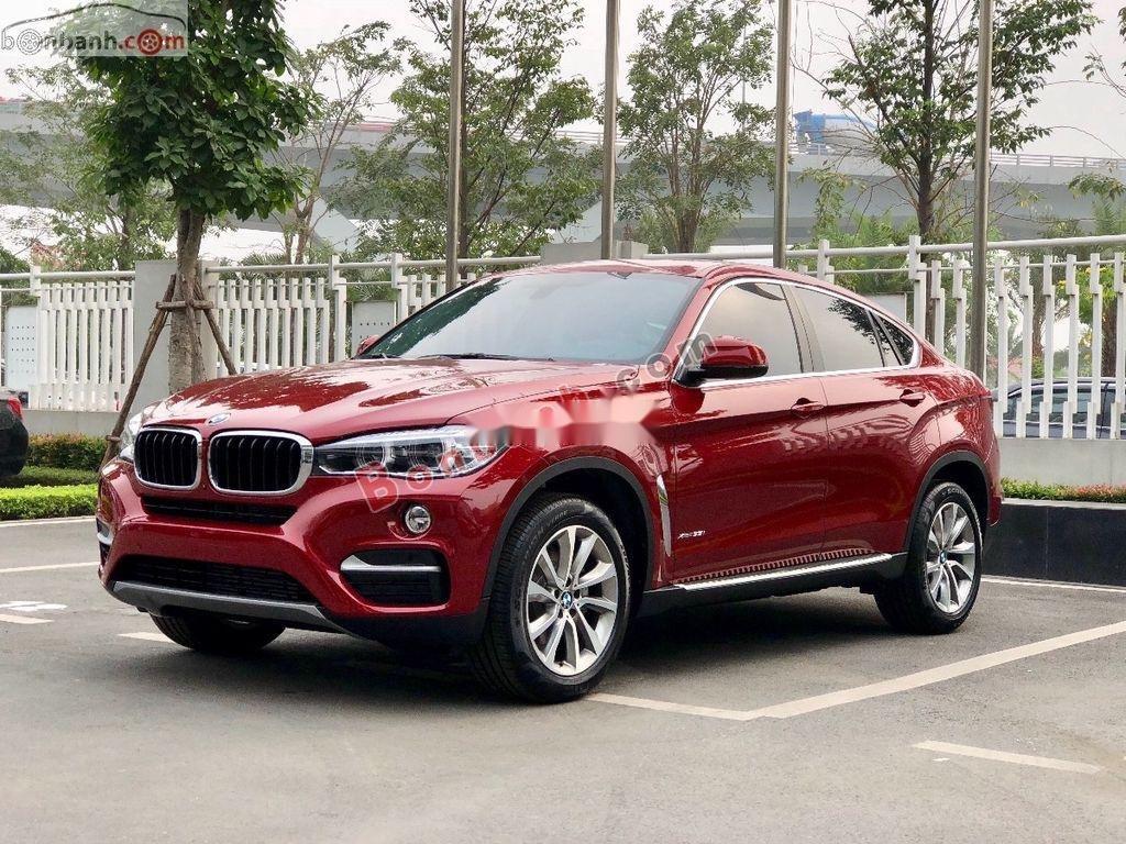 Cần bán gấp BMW X6 năm 2009, nhập khẩu nguyên chiếc còn mới, giá 789tr (5)