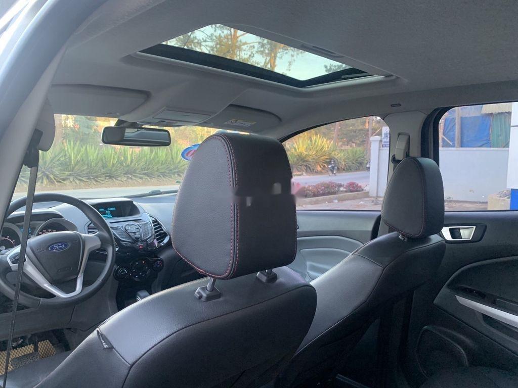 Bán xe Ford EcoSport năm 2017, màu bạc chính chủ (12)