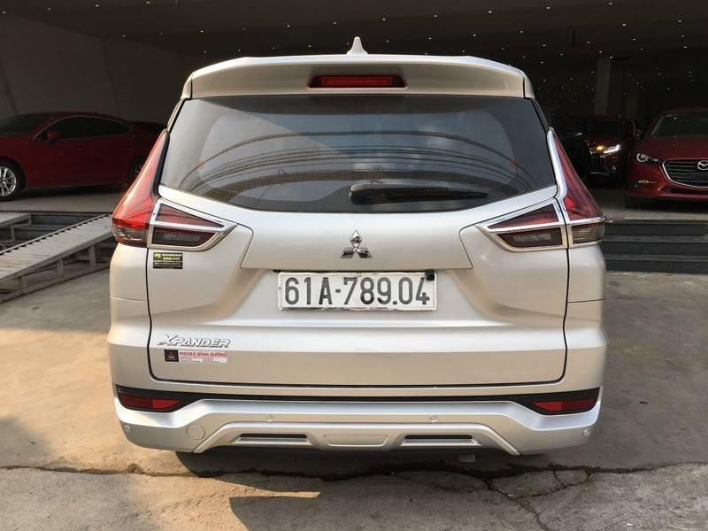 Cần bán gấp Mitsubishi Xpander đời 2020, màu bạc, nhập khẩu (8)