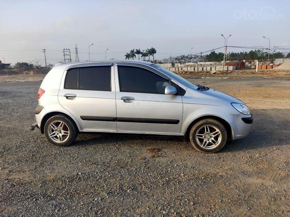 Bán nhanh giá ưu đãi chiếc Hyundai Getz đời 2009 (4)