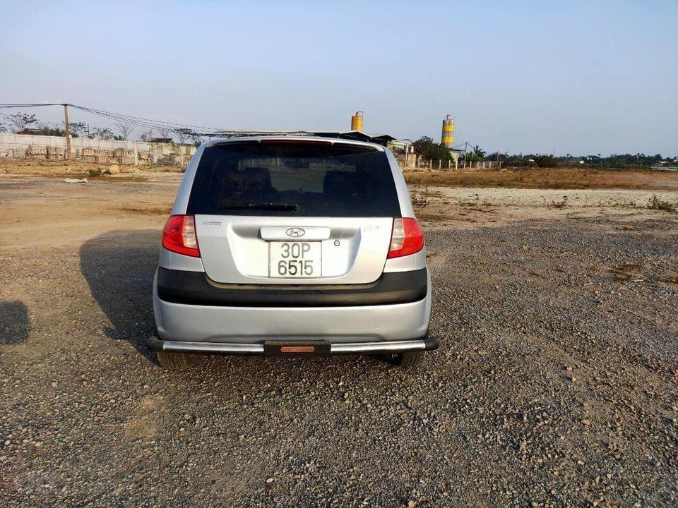 Bán nhanh giá ưu đãi chiếc Hyundai Getz đời 2009 (2)