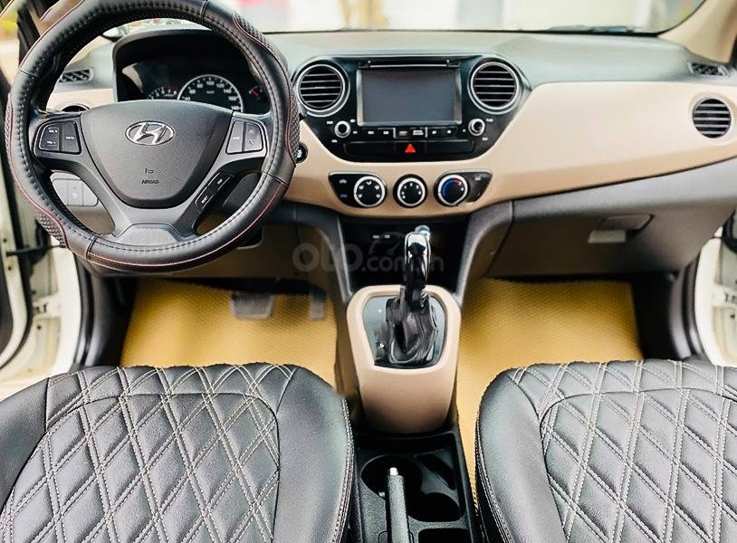 Xe Hyundai Grand i10 1.0 AT năm 2014, màu trắng, xe nhập, 316tr (5)