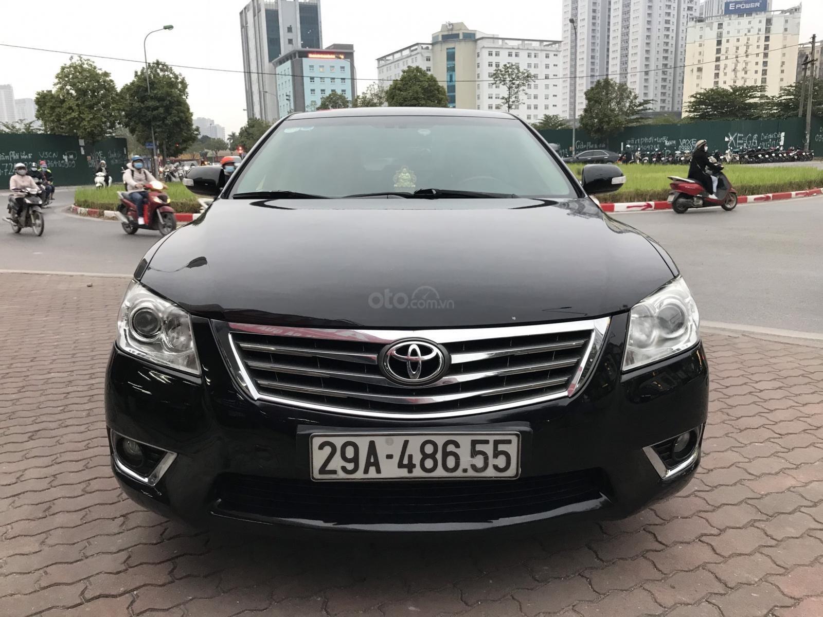 Toyota Camry 3.5 Q sản xuất năm 2011 (1)
