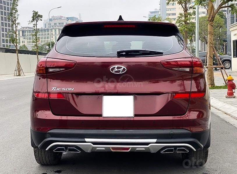 Bán Hyundai Tucson năm 2020, màu đỏ, siêu lướt (4)