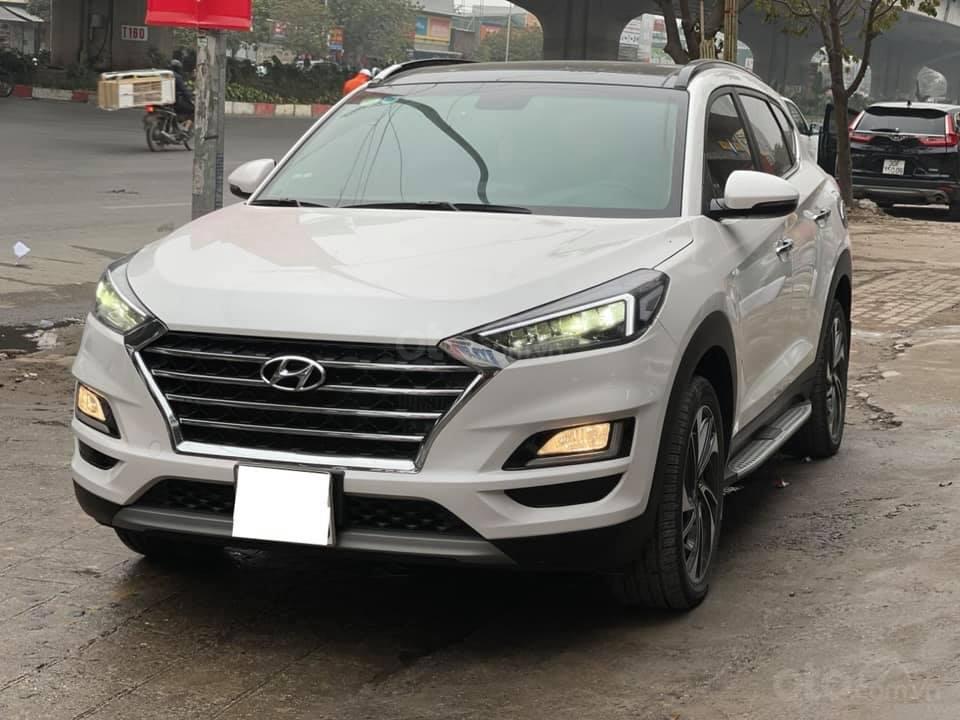 Bán nhanh với giá ưu đãi chiếc Hyundai Tucson 1.6 Turbo sản xuất năm 2019 (4)