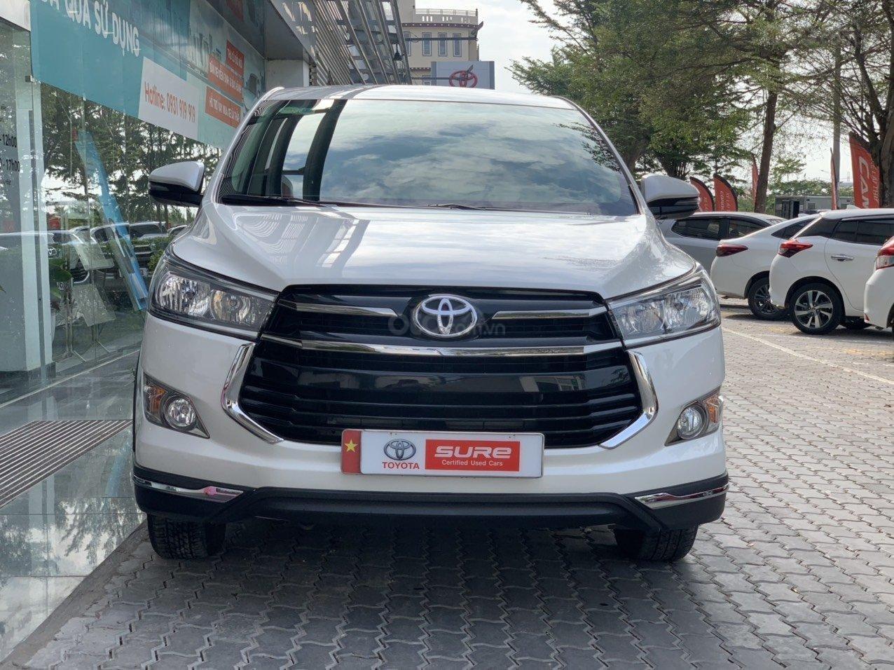 Bán xe Toyota Innova Venturer 2019, 830tr, đồ chơi nhiều (3)