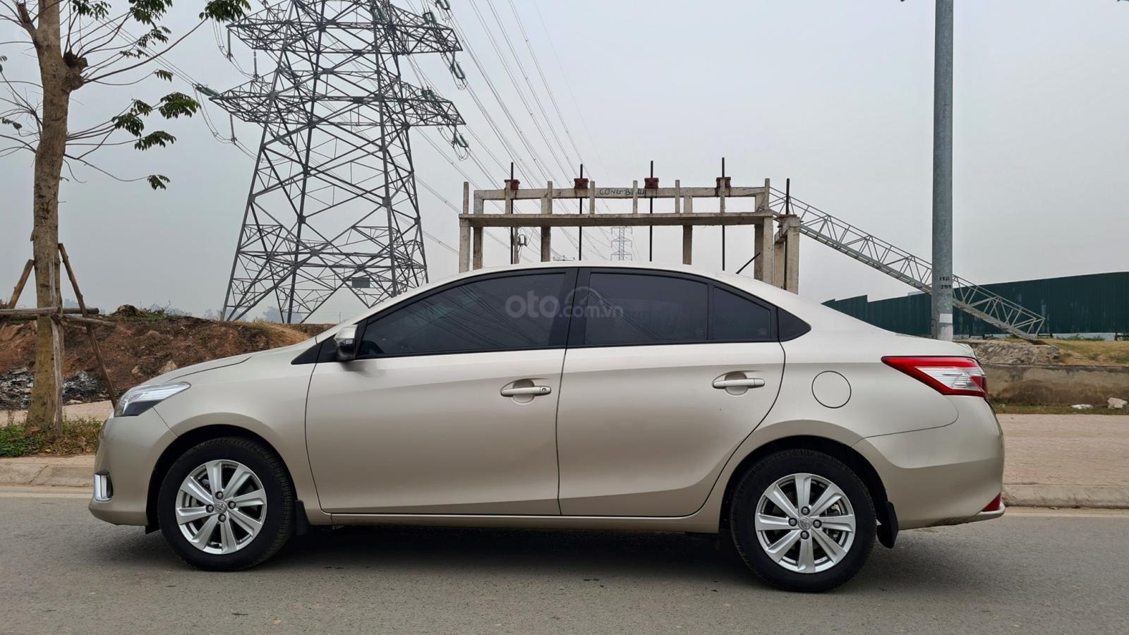 Bán xe giá ưu đãi chiếc Toyota Vios 1.5G đời 2016 (4)