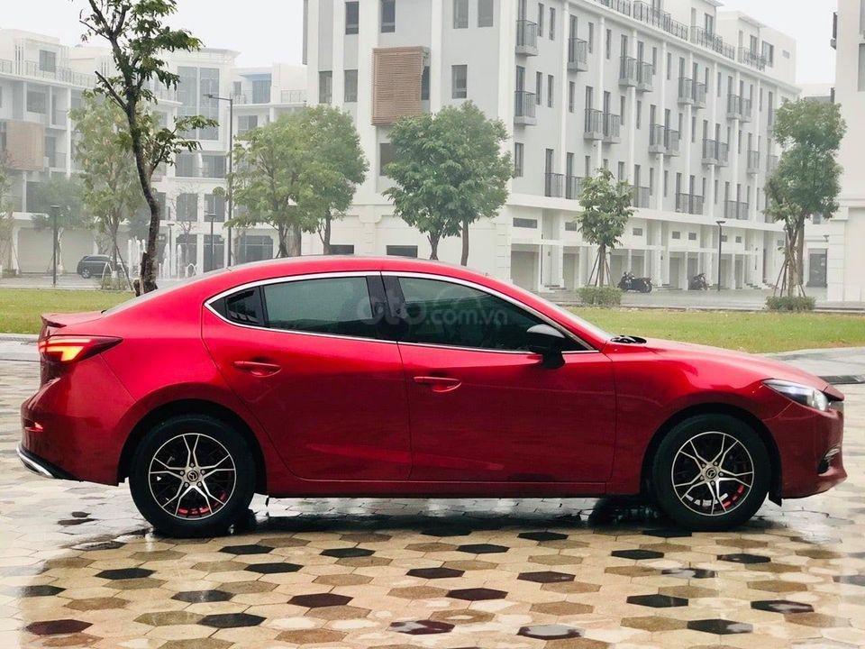 Cần bán lại xe Mazda 3 Facelift 1.5AT đời 2018, màu đỏ như mới, biển Hà Nội (5)