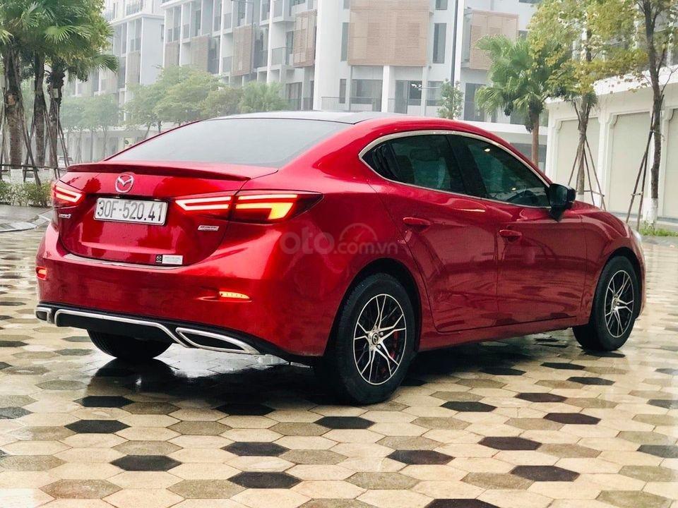 Cần bán lại xe Mazda 3 Facelift 1.5AT đời 2018, màu đỏ như mới, biển Hà Nội (4)