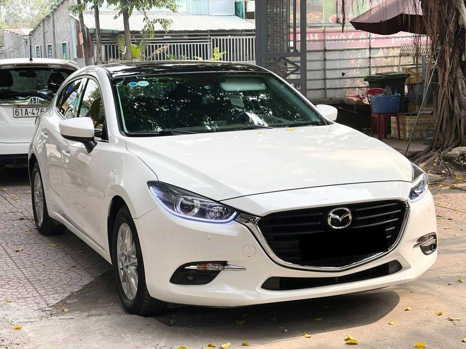 Bán nhanh với giá ưu đãi nhất chiếc Mazda 3 1.5AT 2018 (1)