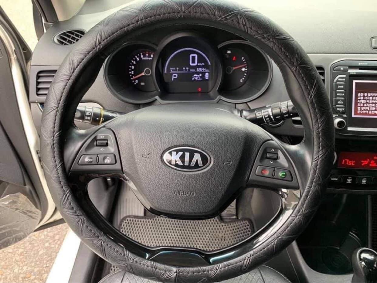 Cần bán nhanh chiếc Kia Morning sản xuất năm 2013, xe gia đinh (7)